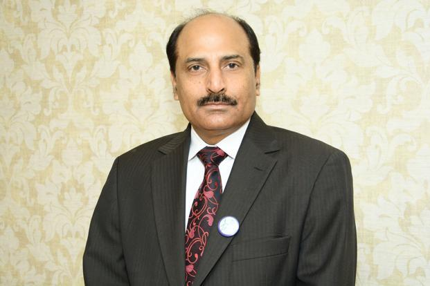 Sarvesh Kumar, chairman of the Indian Wind Turbine Manufacturing Association.