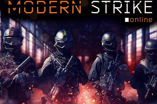 Modern Strike Online is a multi-player first-person shooting game on the lines of Counter Strike.
