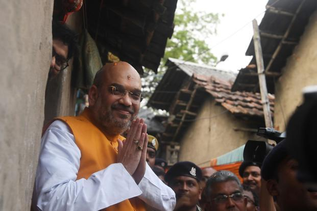 Amit Shah calls for TMC ouster 2019 Lok Sabha elections