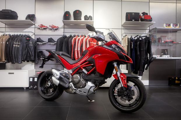 Volkswagen eyes options for motorbike brand Ducati