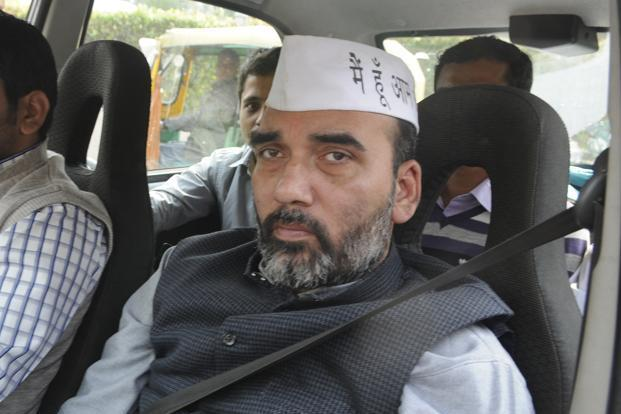 Delhi labour minister and senior AAP leader Gopal Rai says it is an 'EVM wave