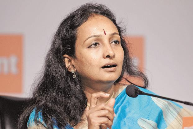 Private equity veteran Renuka Ramnath has been an independent director of the Tata Communications board since December 2014. Photo: Mint