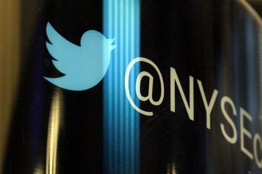 Twitter has been trying to reverse a slowdown in the growth of its audience for its site. Photo: AP