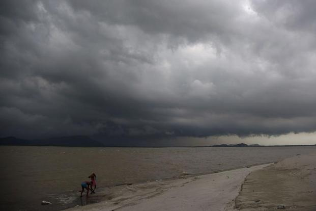 The study held that anthropogenic activities (construction of storage reservoirs, urbanization etc), have probably affected the generation of peak floods in the rivers of India. Photo: AFP