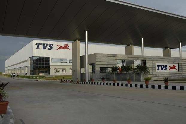 TVS Motor said profit for the fourth quarter was impacted by a one-time provision of Rs57 crore towards discounts for BS III compliant vehicles sold by the dealers in March. Photo: Mint