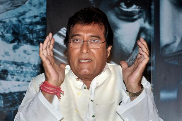 Born in Peshawar, Vinod Khanna was elected to Parliament from the Gurdaspur constituency in Punjab. Photo: AFP