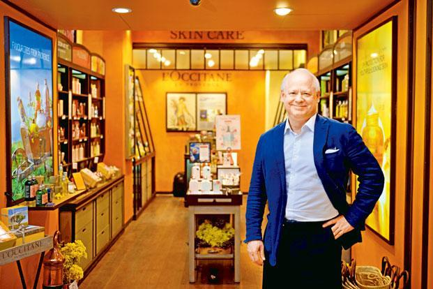 In India, skincare is a work in progress, says André Joseph Hoffmann