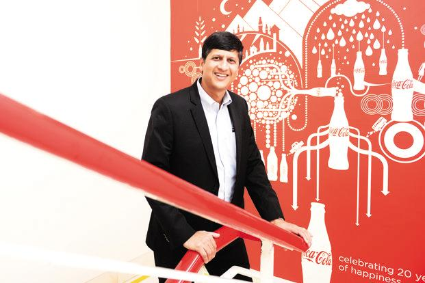 Venkatesh Kini will remain with Coca Cola India until the end of July to ensure a smooth transition for his successor T KK Krishnakumar. Photo: Ramesh Pathania/ Mint