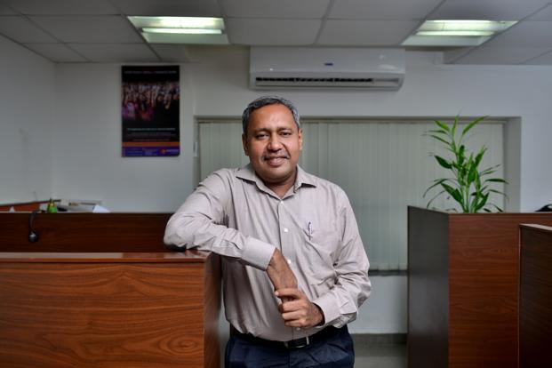 R. Baskar Babu, chief executive officer, Suryoday Small Finance Bank
