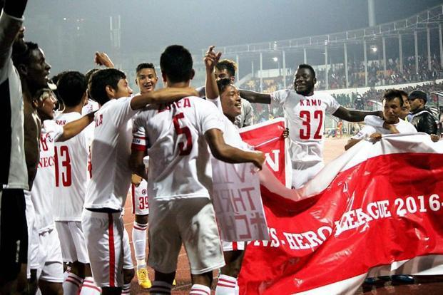 Aizawl FC, the first northeastern football team to win an I-League title, scripted the fairytale turnaround in just a matter of a year, as they were on the verge of relegation from the I-League last season. PTI