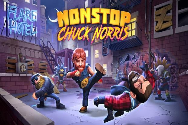 The famous role-playing action game Nonstop Chick Norris is now available on Android.