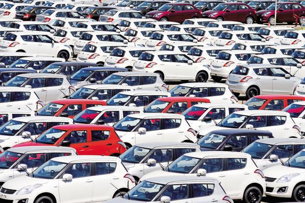 Of the total sales, Maruti's compact car models, including Swift Dzire and Dzire Tour, accounted for a bulk 63,854 units against 45,700 units last year. Photo: Mint