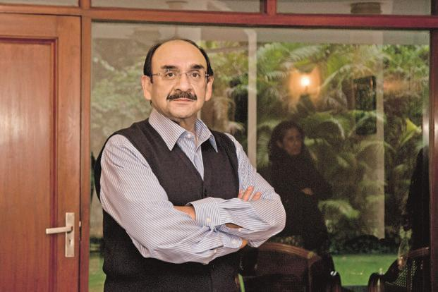 A file photo of Ajay Shriram, chairman and senior MD of DCM Shriram.