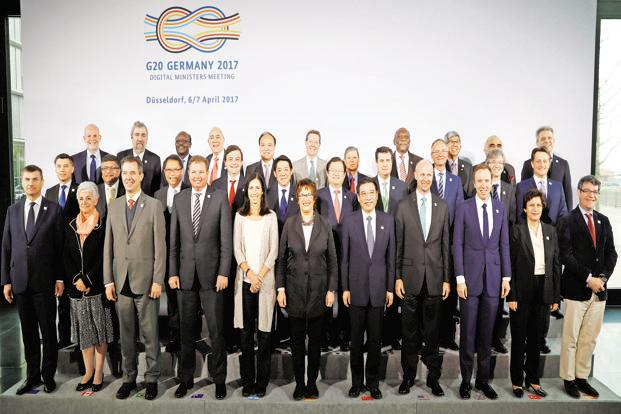 The G20 is responsible for ensuring that digital supply chains are not fragmented in this era of 'de-globalization'. Photo: Reuters