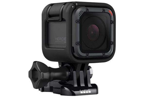 GoPro Hero5 Session is priced at Rs29,500.