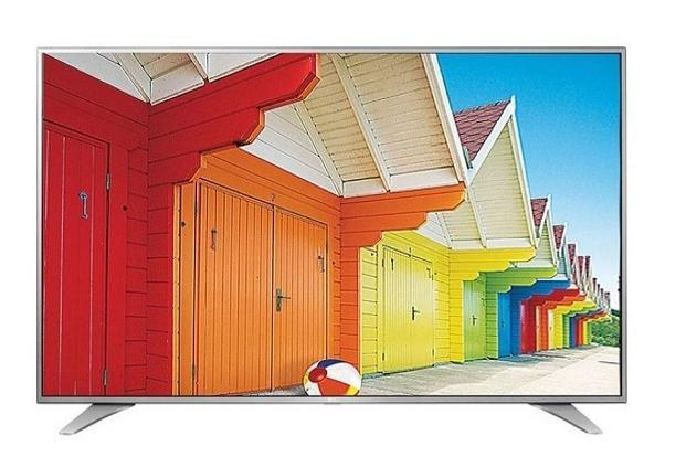 LG (43) Ultra HD 43UH650T is a 43-inch Ultra HD TV selling at a discount of 25% from a more established player.