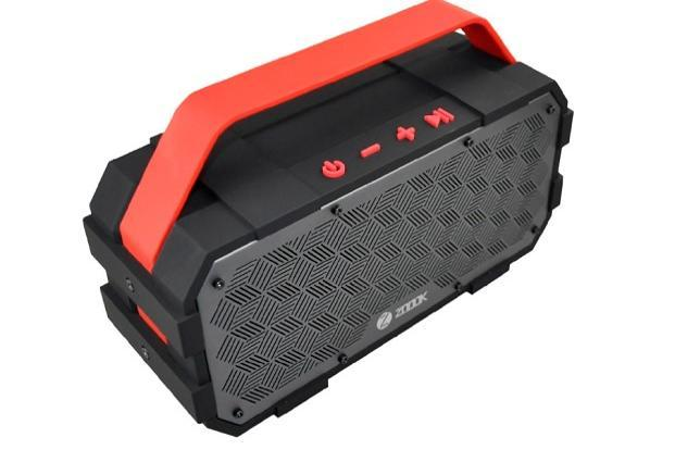 Zoook Rocker Torpedo  is one worthy speaker if you need a great audio quality and a robust build.