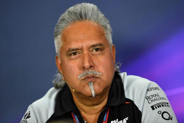 Vijay Mallya, who has been living in Britain since last year, was arrested by Scotland Yard last month in London at India's request for his extradition. Photo: AFP