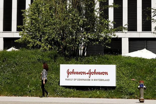 Johnson and Johnson lost jury verdicts of $72 million, $55 million and $70 million last year, while winning the first trial in 2017. Photo: Reuters