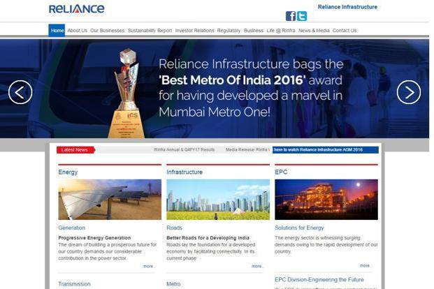 Reliance Infrastructure will be the sponsor of InvIT Fund and Reliance Nippon Life AMC will be its investment manager.