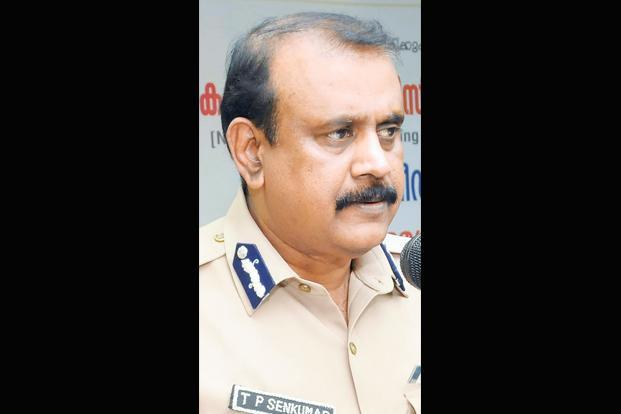 Kerala CM clears file to reinstate T. P. Senkumar