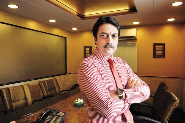 Shankar Sharma of First Global Securities says there are geopolitical risks but they are not fatal. Photo: Abhijit Bhatlekar/Mint