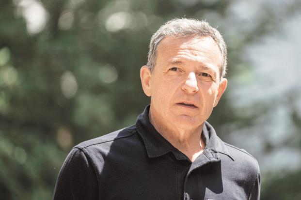 The Walt Disney CEO Bob Iger. Photo: Bloomberg