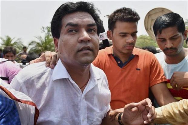 Saw Jain giving Rs 2 crto Kejriwal: Mishra