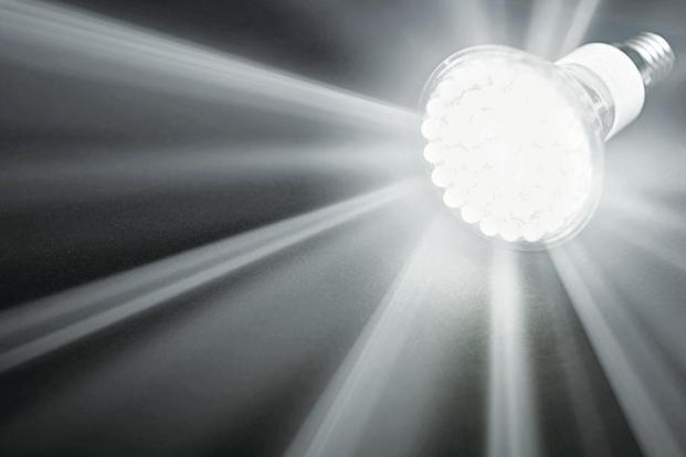 The UJALA project, aims to replace 770 million inefficient lamps with efficient LED lights by 2019, is being implemented by the EESL across 25 states and 7 UTs in India. Photo: iStock
