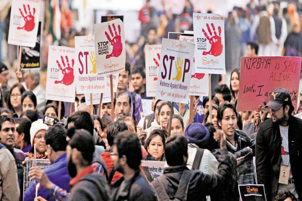 In 2015, according to National Crime Records Bureau, 34,651 cases of rape were registered. Photo: Hindustan Times
