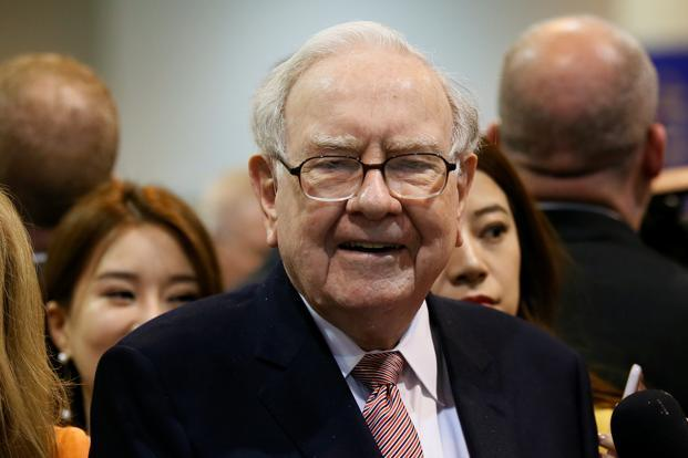 We would rather take losses than gains because of the tax effect, Warren Buffett said. Photo: Rick Wilking/Reuters