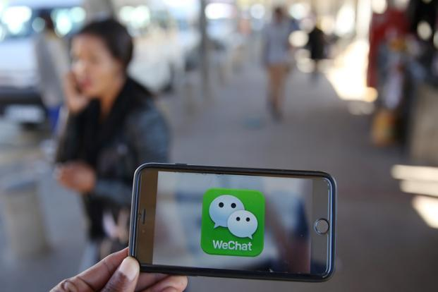 Since it launched in 2011, WeChat has become China's most popular mobile social media platform. Photo: Reuters