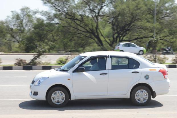 If drivers of Ola/Uber were to be considered as employees, they could be able to avail of numerous social welfare benefits. Photo: Hemant Mishra/Mint