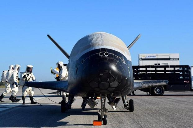 Mysterious military spacecraft lands in Florida causing sonic boom