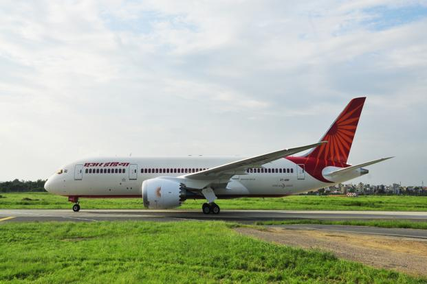 Air India Ltd has deployed double-decker Boeing 747 jumbo, Boeing 777 and Boeing Dreamliner 787 planes, which it typically flies to the US and Europe on domestic metro routes. Photo: Mint