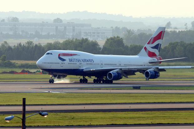 British Airways has been operating flights between India and the UK for more than 90 years. Photo: AFP