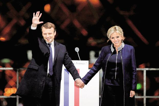 What does France's new president-elect have to offer?