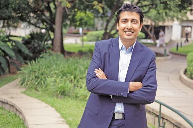 Wipro Ventures founder Rishad Premji. His firm's contribution to Wipro's client strategy highlights one way in which large IT companies are keeping pace with new technologies. Photo: Aniruddha Chowdhury/Mint