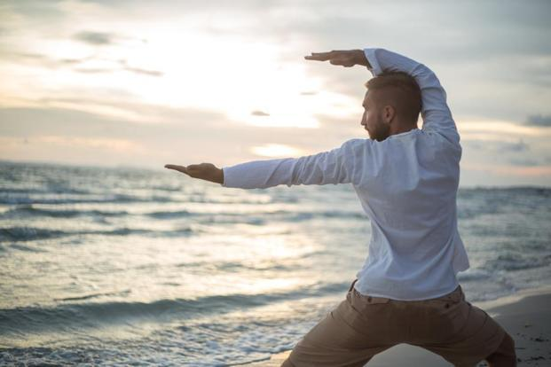 Tai chi is a Chinese martial art form that was first developed in the 17th century by Chen Wangting. Photo: iStockphoto.
