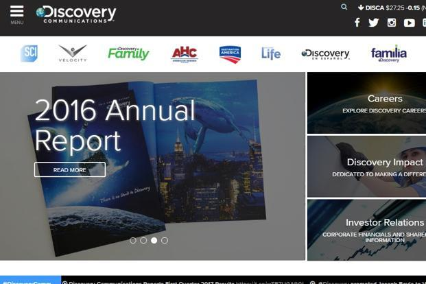 Discovery Communications currently operates 11 factual entertainment channels in India including Discovery Channel, TLC, Animal Planet, Discovery HD World, Discovery Science, Discovery Turbo, Discovery Kids and a sports channel DSPORT.
