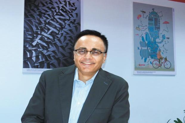 Nipun Mehrotra, chief digital officer, <a href=