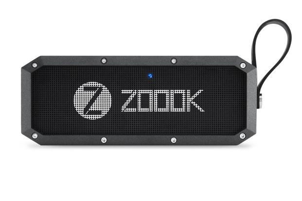 What makes the Zoook Rocker Armor XL a notable addition to the portable category of speakers is its rugged design and long-lasting battery.