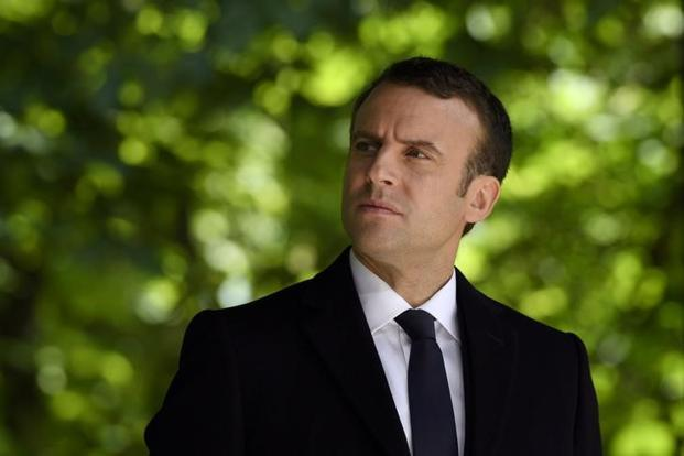 New French president Emmanuel Macron's Europeanist policies are critical to the success of his economic programme. Photo: Reuters