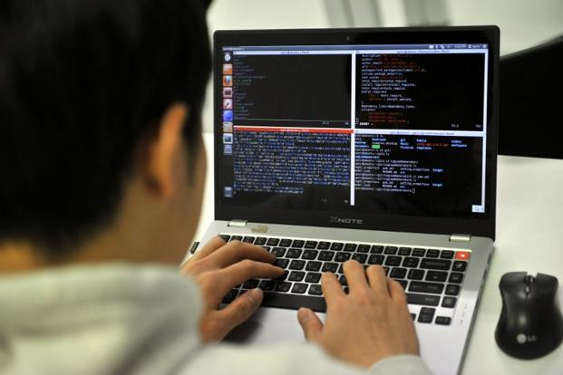 Lucideus Tech offers a 'one stop' cybersecurity solutions for companies. Photo: AFP