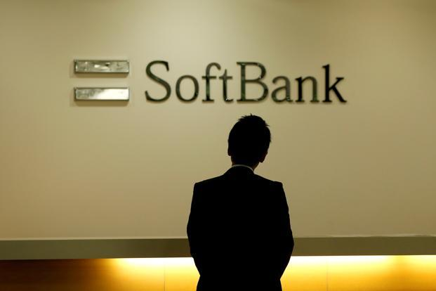 SoftBank on Wednesday reported net income that topped analysts' estimates as earnings from the company's wireless and internet businesses in Japan outweighed losses at US unit Sprint Corp. Photo: Reuters