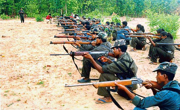 Since 2014, violent incidents in Maoist theatres have decreased. Deaths of rebels have doubled. Deaths of security personnel in operations have reduced by close to half. Photo: HT