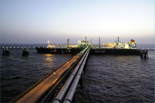 Petronet imports liquid gas—natural gas that has turned into liquid on being super cooled, in ships and then turns it back into gaseous state.
