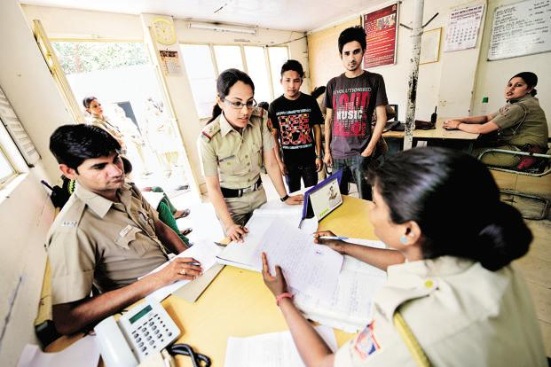 Police commissioner Amulya Patnaik says plans are afoot to enhance the presence of Delhi police on social media sites. Photo: Priyanka Parashar/Mint