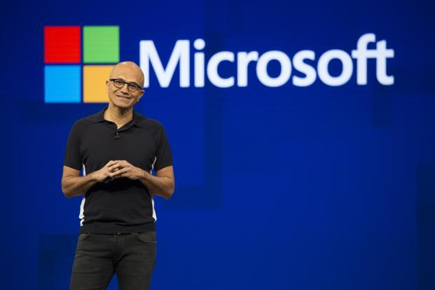 Microsoft CEO Satya Nadella will deliver the keynote at the Build developer conference in Seattle on Wednesday. Photo: Bloomberg