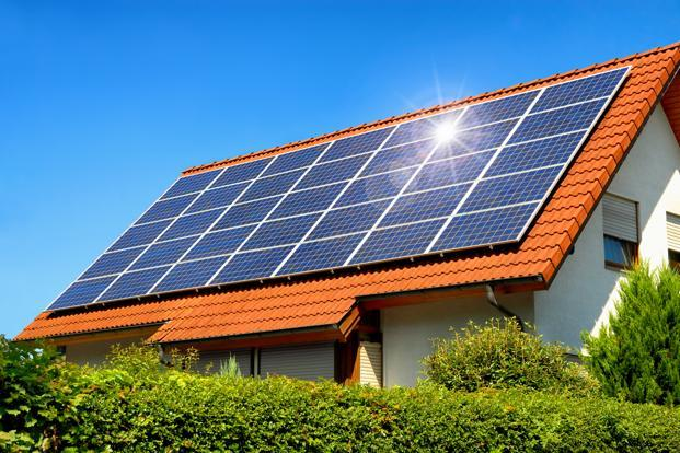 The government has already approved an allocation of Rs5,000 crore for implementation of grid connected rooftop solar systems over a period of five years up to 2019-20 under the National Solar Mission. Photo: iStock
